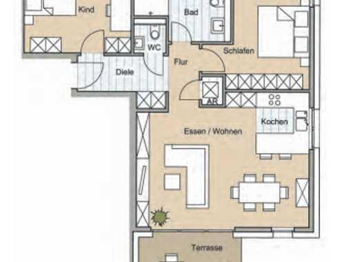 Südpunkt ! *NEUBAU* 3-Zimmer-Wohnung zu verkaufen