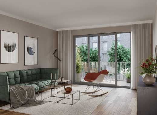 PANDION 5 FREUNDE - Helles 2-Zimmer-Apartment mit HWR und Süd-Balkonin Ehrenfeld