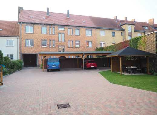 Hochwertig sanierte 1-Raum-Whg. im EG - Bad mit Dusche - Hof zur gemeinschaftl. Nutzung
