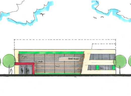 Neubau eines Ärzte-/Physiotherapie-/Geschäftshauses mit insgesamt ca. 800qm Praxis-/Bürofläche