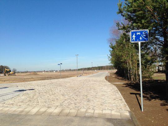 Spielstraßen im Rousseau Park