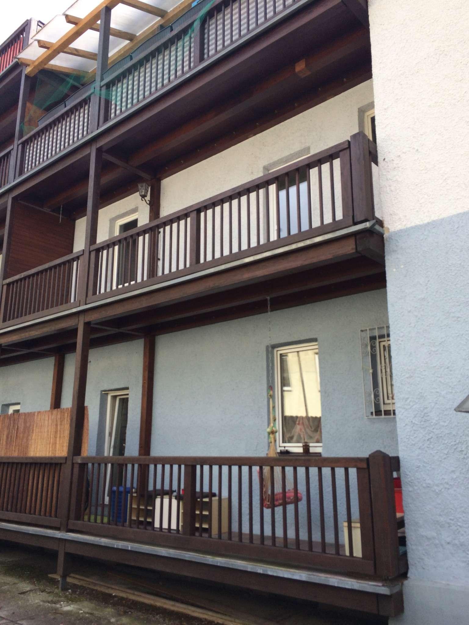 3 ZIMMER MIT NEUEM BAD UND GROSSER KÜCHE in Lechhausen (Augsburg)