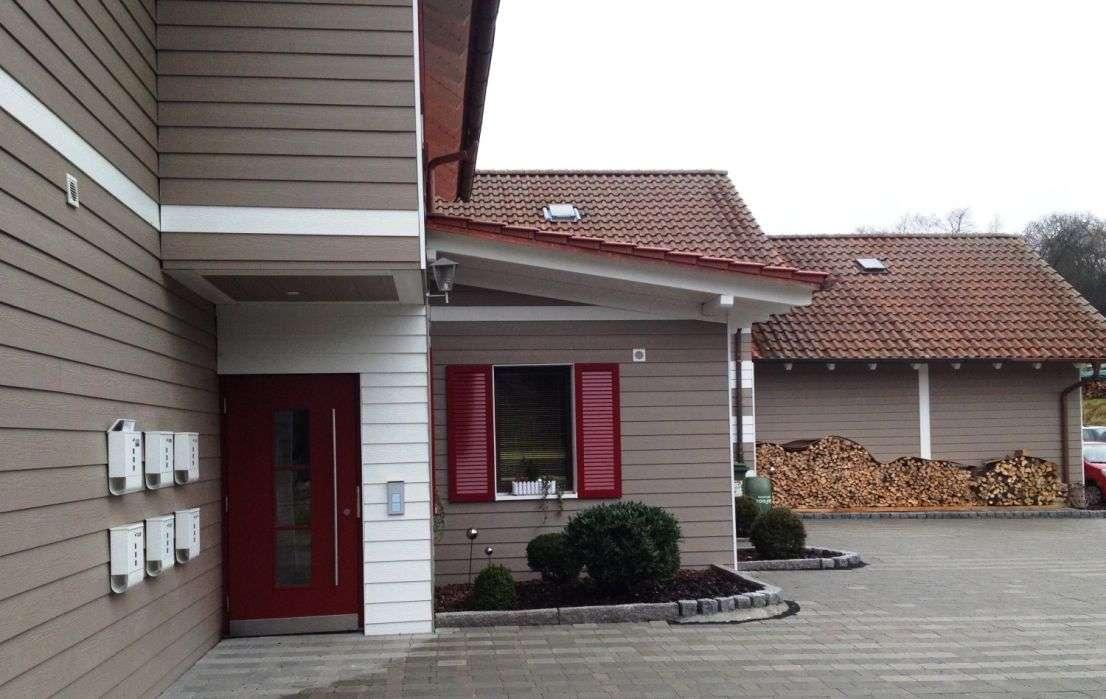 Schicke 3-Zimmer-Wohnung in Bad Staffelstein OT Ützing