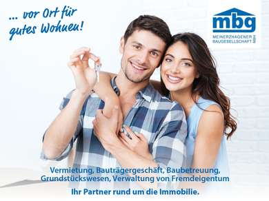 Zwei Zimmer Wohnung in Meinerzhagen (WBS erforderlich)
