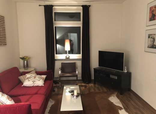 Schöne zwei Zimmer Altbau-Wohnung in Frankfurt, Bornheim, nähe Bergerstraße