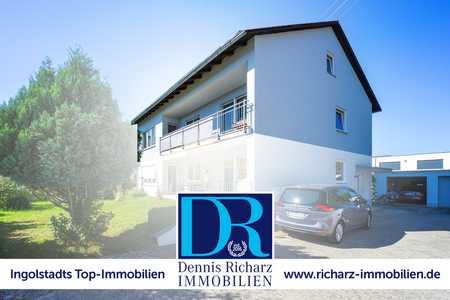 4-Zimmer Wohnung mit Balkon und großzügigem Garten im Süden Ingolstadts in Süd (Ingolstadt)
