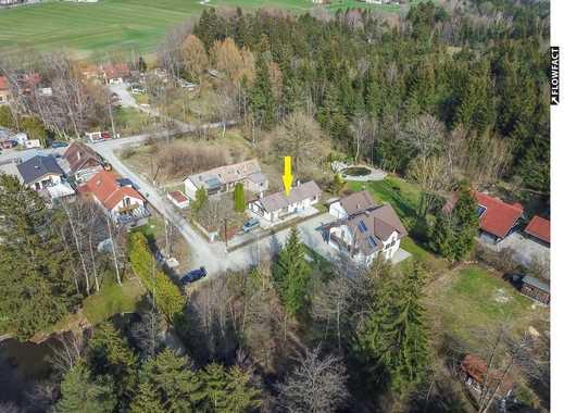 KIRCHSEEON / Einfamilienhausgrundstück in grüner Umgebung!