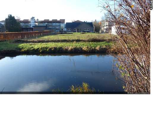 Zentral gelegenes Wassergrundstück in Wachtendonk