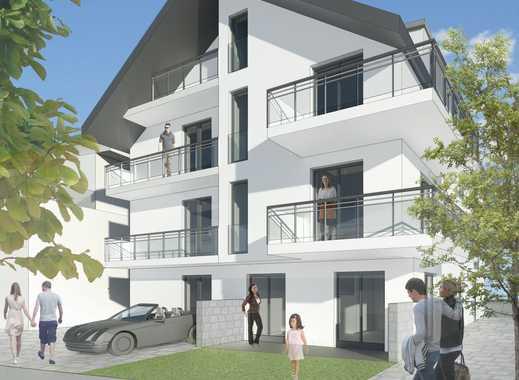 Neubau - 8-Familienhaus mit Garten