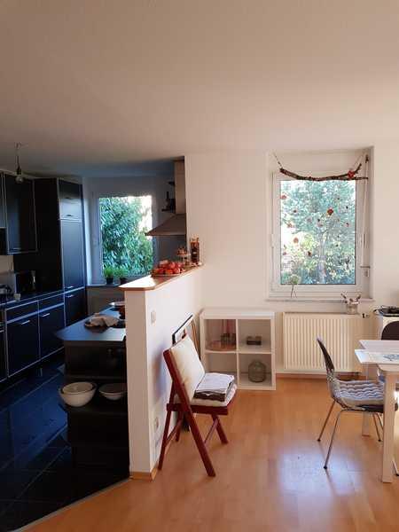3-Zimmer-Traumwohnung mit Garten für Singles oder Paare in Erlangen Süd (Erlangen)