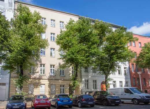 Vermietete 2-Zimmer Altbauwohnung in Berlin-Mitte