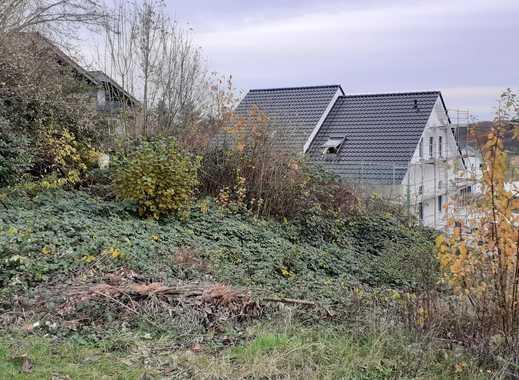 Baugrundstück in Leverkusen-Schlebusch, PROVISIONSFREI