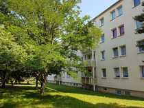 Günstige 2-Raum-Wohnung mit Weitblick