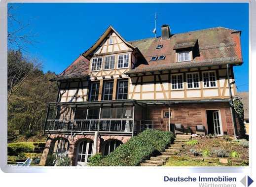 Traumhaft: Historisches Mühlenanwesen in Sterneck