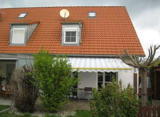 Moderne, gepflegte DHH mit gr. Südwest-Terrasse und Dachstudio -Sofortbezug!