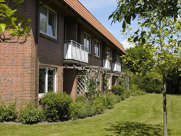 Gemütliche 1-Zimmer-Wohnung für Bedienstete des WKK Heide