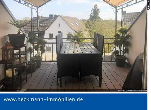 Moderne individuell geschnittene 4 Zimmerwohnung in ruhiger Lage von Alt-Brück