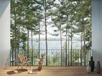 Gartenwohnung mit privater Sauna