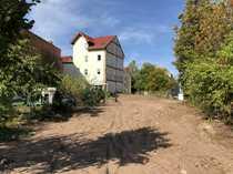 Baugrundstück für Eigentumswohnungen oder Wohnen