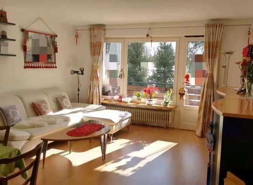 Sehr schöne möblierte 3-Zimmer Wohnung in Mehrfamilienhaus in Ottobrunn zu vermieten