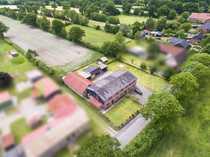 Resthof mit drei Wohneinheiten Ausbaureserve