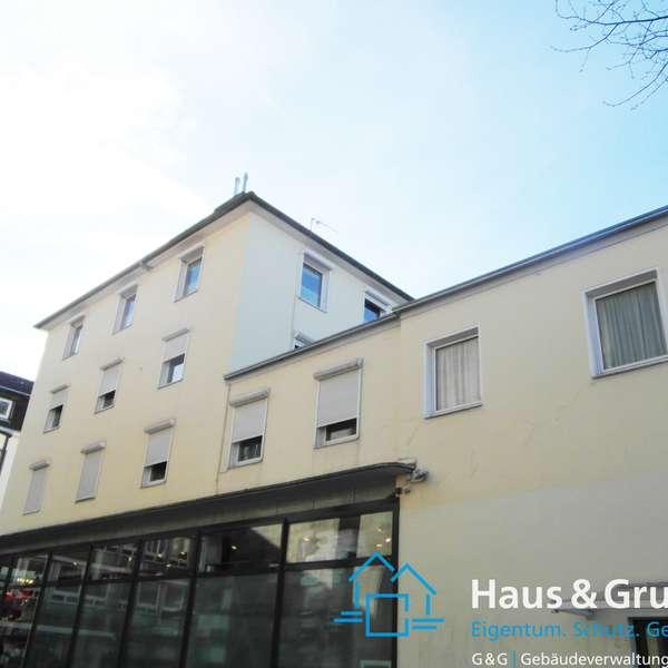 *** schöne, helle 2-Zimmer-Wohnung, Aachen-Innenstadt ***