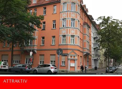 ATLAS IMMOBILIEN: Attraktive 2-Raum-Wohnung in beliebter Lage! **Krämpfervorstadt**