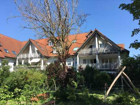 helle 3 ZKB Wohnung, 3 Gehminuten zur City-Galerie in Augsburg-Innenstadt