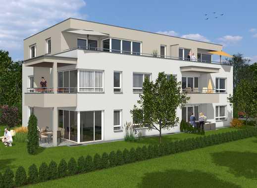 Tolle 4-Zi. Wohnung im EG mit großem Gartenanteil