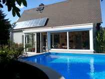 Bild Sie benötigen mehr als ein Haus? 2 Einfamilienhäuser auf einem sonnigen Südgrundstück in Kaulsdorf.