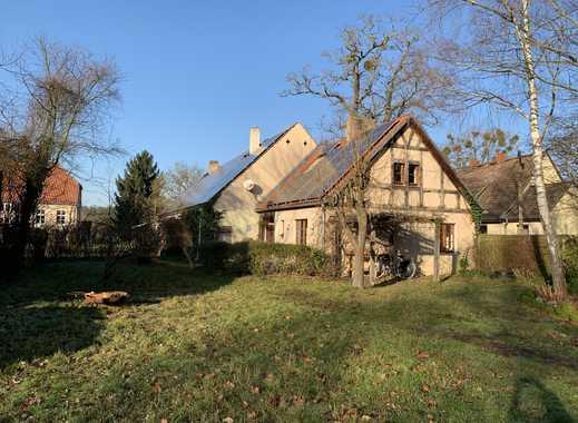 Romantisches Kutscherhaus fast in Einzellage