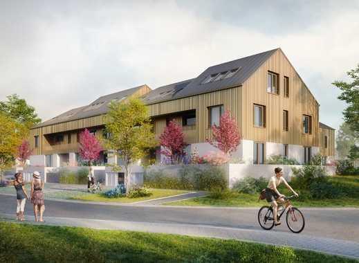 tolle 2 Zimmer-Erdgeschoss-Wohnung mit Gartenanteil und großer Terrasse