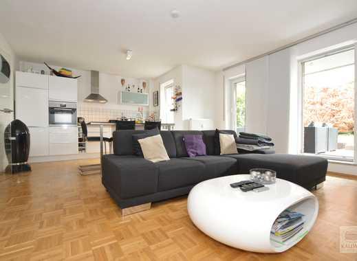 Großzügige 2-Raum Wohnung mit Terrasse