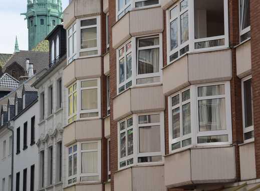 Zwei-Zimmer-Wohnung im Herzen der Carlstadt, Bastionstraße 27