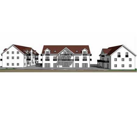 Wohnung in Oberhausen in Oberhausen (Neuburg-Schrobenhausen)