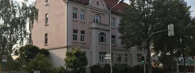 Moderne helle Dachgeschosswohnung