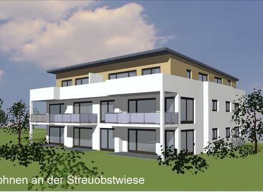 Exklusive 3 Zi-Eigentumswohnung im OG mit Balkon- Wohnen an der Streuobstwiese (Haus B Wo 6)