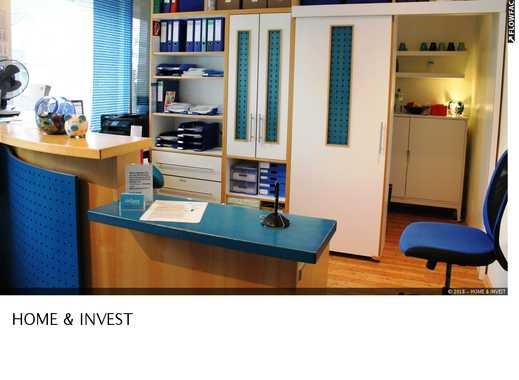 **Ihr Erfolg in Essen-Haarzopf** 110m² 4-Raum Praxis- oder Bürofläche
