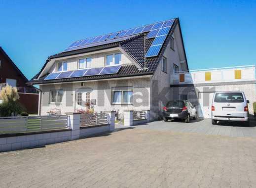 Ein Haus,viele Möglichkeiten: Modernisiertes EFH mit ELW, Garten und Garage im idyllischen Bad Essen