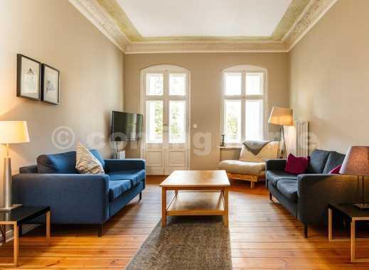 Nice living: Individuelle Altbauwohnung mit Balkon in fantastischer Lage Nähe Kurfürstendamm