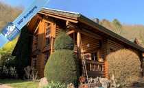Wunderschönes hochwertiges Holzhaus in ruhiger