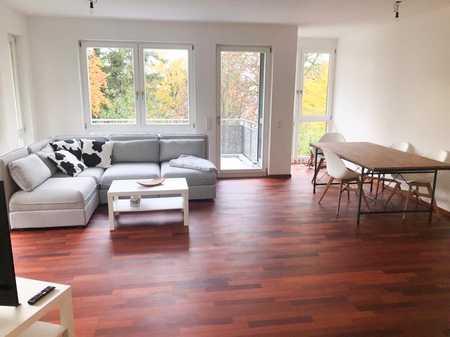 3,5-Zimmer- Wohnung in ruhiger und grüner Wohnanlage  Grünwald in Grünwald (München)