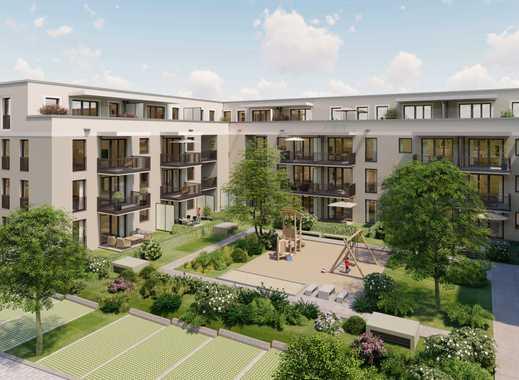 Attraktives Wohnen mit moderner Ausstattung - 3 Zimmer, 2 Bäder und Balkon