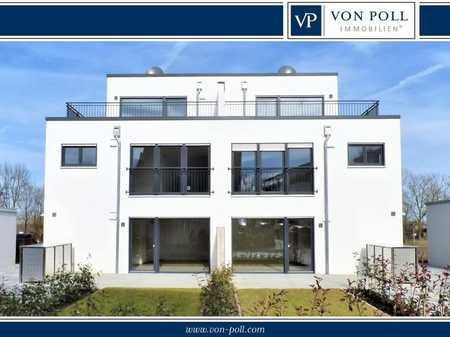 Erstbezug: Hochwertige Maisonette-Wohnung mit Dachterrasse in Nördlingen in Nördlingen