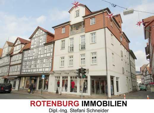 2-Zi-Wohnung gegenüber Marktplatz in Rotenburg-Innenstadt