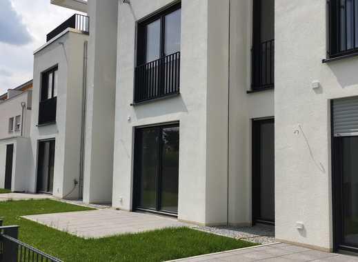 Modernes Reihenendhaus mit bemerkenswerter Großzügigkeit, Galerie, Dachterrasse, Balkon & Garten