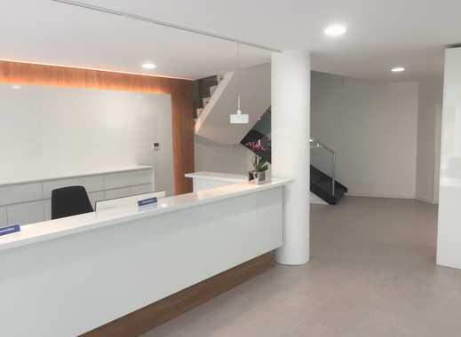 Ratingen-Ost: klimatisiertes Einzelbüro 35qm mit Rundum-Service in Top-Lage