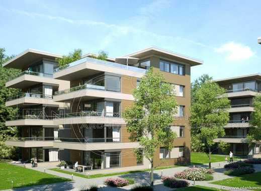 Erstbezug mit Einbauküche und Balkon: exklusive 3-Zimmer-Wohnung in Bad Kreuznach