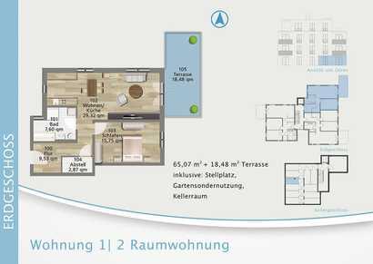 Wohnung Neubrandenburg