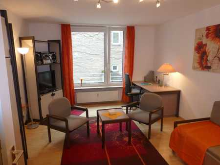 1 room furnished flat close to Ubahn in Haidhausen (München)